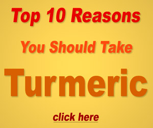 Click here for the top 10 reasons you should take turmeric.